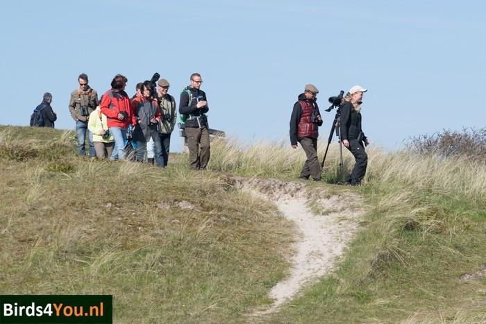 Vogelexcursie XL op Texel Deelnemers