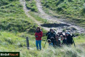 Vogelexcursie op Texel