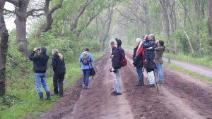 Vogelexcursie Deelnemers