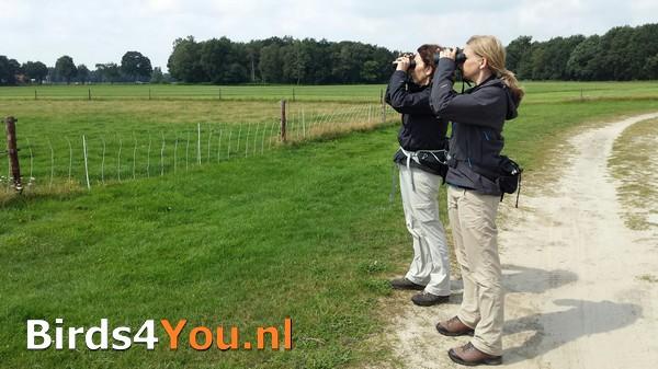 Vogelexcursie Drentsche Aa 9-8-17 Deelnemers