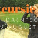 Verslag vogelexcursie Drentsche Aa 9 augustus 2017