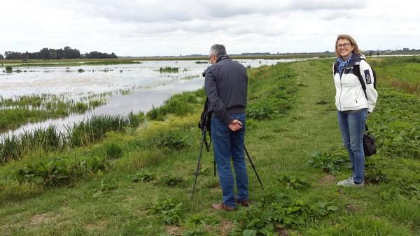 Vogelexcursie Zuidlaardermeer Deelnemers