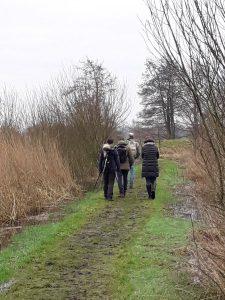 Vogelexcursie Friesche veen Deelnemers