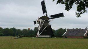 Windmill De Zwaluw Oudemolen