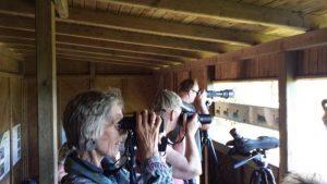 Vogelexcursie Flamingo Deelnemers