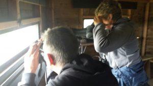Vogelexcursie Diependal Deelnemers