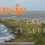 Privé excursie Lauwersmeer 21 september 2018