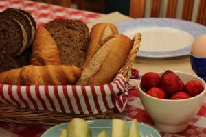 D'Olle pastorie Luxe ontbijt