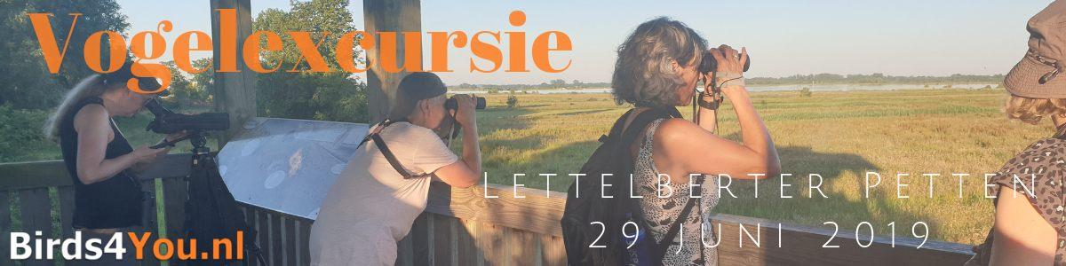 Lettelberter Petten excursie 2019