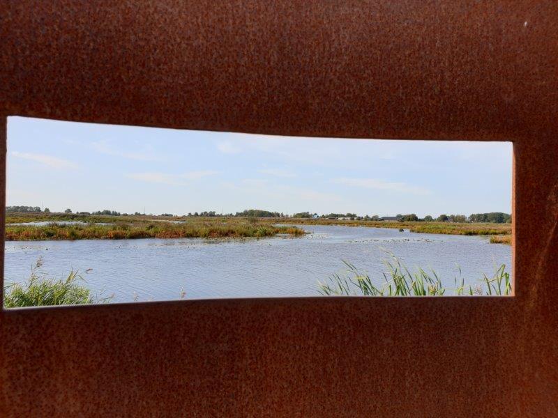 Vogelkijkscherm Onlanden
