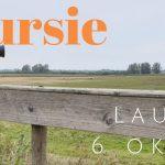 Verslag Privé vogelexcursie Lauwersmeer 6 oktober 2019
