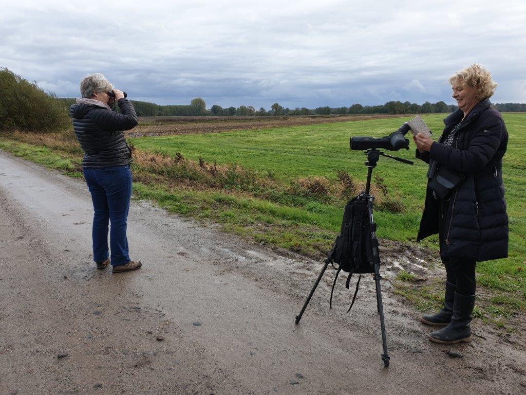 Fotograferen door de telescoop