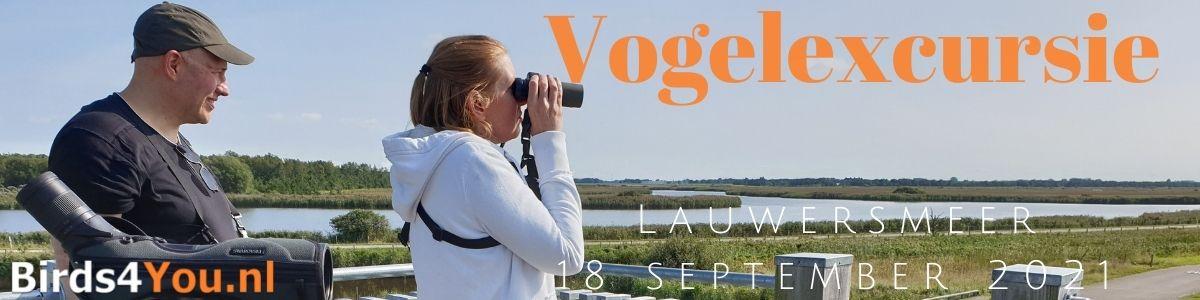 Prive excursie Lauwersmeer 18 september 2021