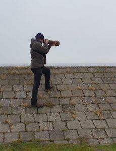 Fotograferen van Eider