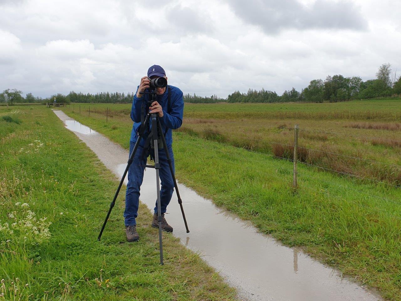 Fotograferen maar!