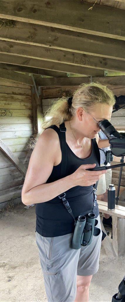 Andrea (Foto door deelnemers)