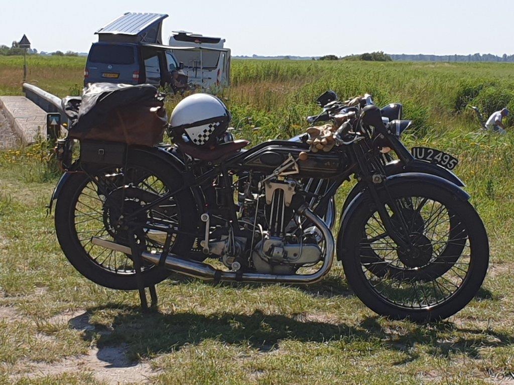 'Oude' motoren