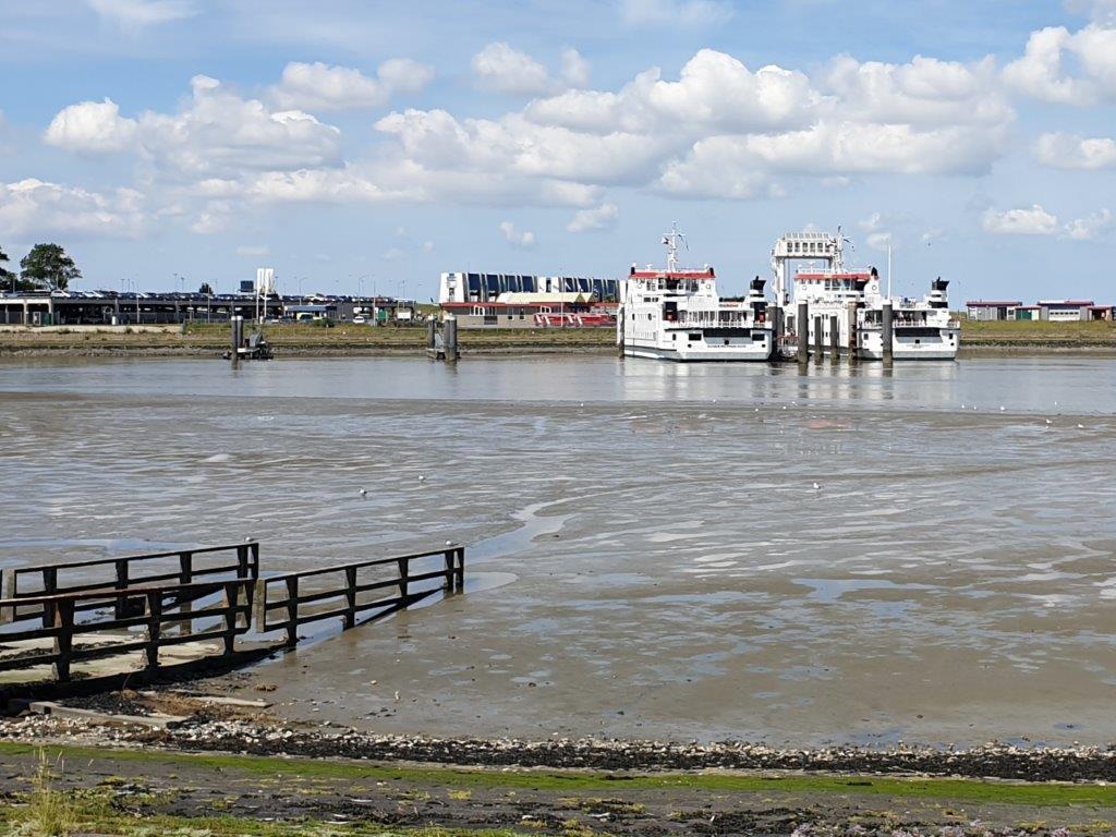Boats for Schiermonnikoog