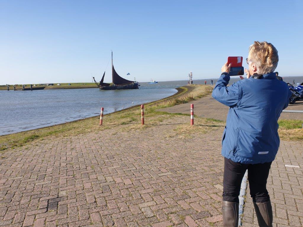 Verslag Privé vogelexcursie Lauwersmeer 20-9-20